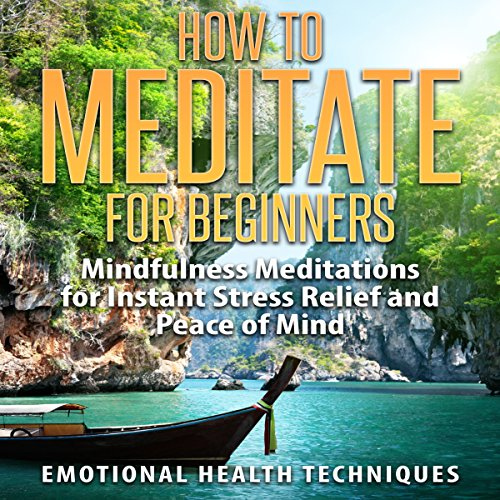 How to Meditate for Beginners cover art