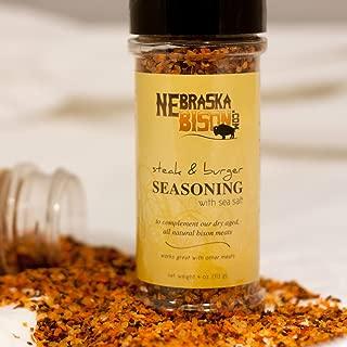 Best nebraska steak salt Reviews