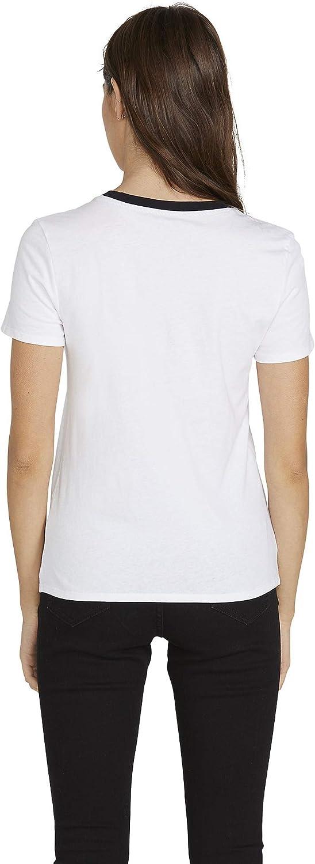Volcom Stoked On Stone tee Camiseta Mujer