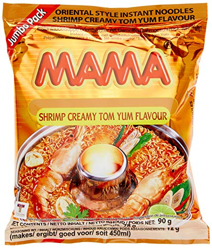 MAMA instant nudeln Tom Yum Cremig, 20 x 90 gram