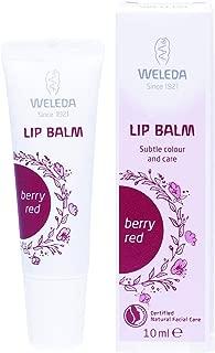 WELEDA Berry Red Lip Balm, 10ml