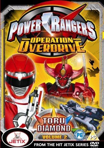 Power Rangers Operation Overdrive Volume 2 [Reino Unido] [DVD]