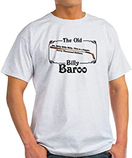 CafePress Caddyshack Billy Baroo 100% Cotton T-Shirt, White