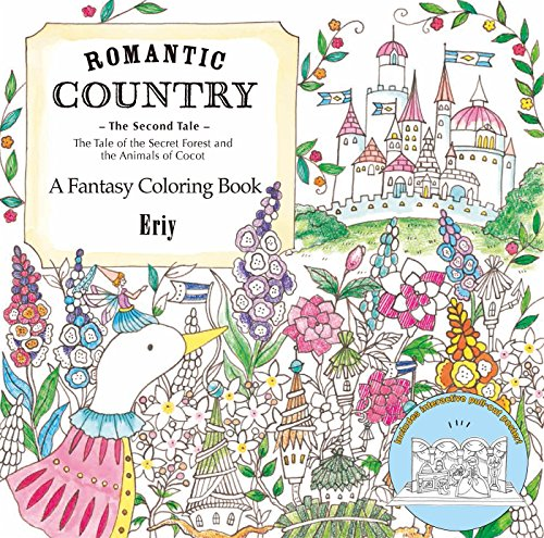 44 Best Fantasy Coloring Books Of All Time Bookauthority