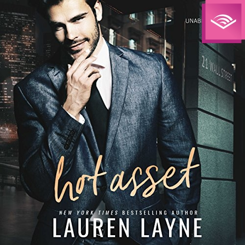 Hot Asset audiobook cover art