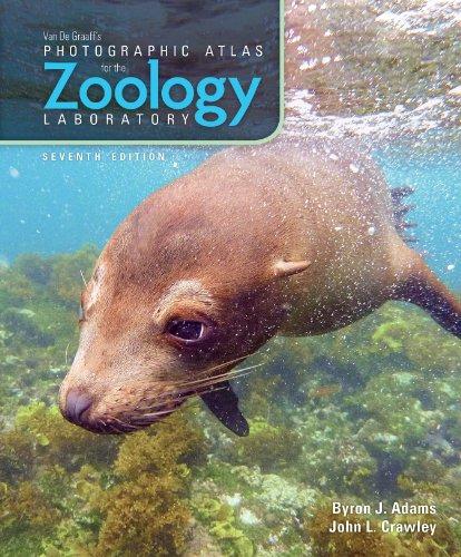 Download Van de Graaff's Photographic Atlas for the Zoology Laboratory 1617310603