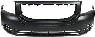 MBI AUTO - Primered, Front Bumper Cover Fascia for 2007-2012 Dodge Caliber 07-12, CH1000871