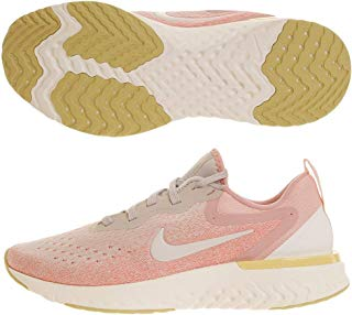 Nike Women's WMNS Odyssey React Low-Top Sneakers, Pink, Size 7.5