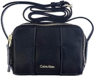 e49a6f885d Calvin Klein , Sac bandoulière pour femme Noir Hauteur: 12 cm, Hauteur: 7