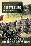 Gettysburg : 1er - 3 juillet 1863