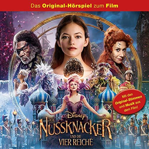 Der Nussknacker und die vier Reiche. Das Original-Hörspiel zum Kinofilm