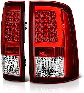 VIPMOTOZ OLED Neon Tube Tail Light Lamp For 2009-2018 Dodge RAM 1500 2500 3500