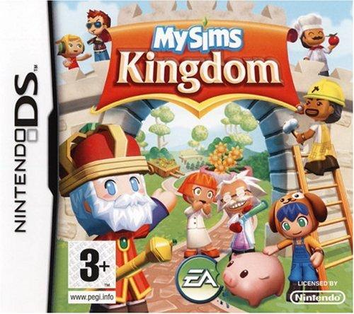 DS MYSIMS KINGDOM MY SIMS [Edizione: Francia]