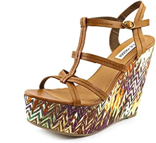 Womens P-James Platform Wedge Sandal Shoe