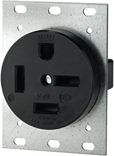 Best 60 amp 4 wire plug Reviews