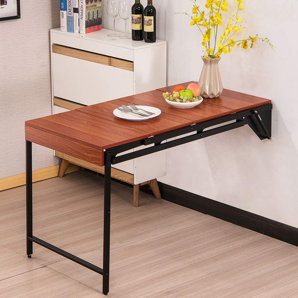 Amazon.de: Desk An der Wand befestigter Tisch ausklappbar
