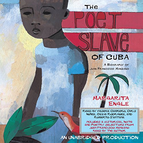The Poet Slave of Cuba audiobook cover art