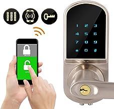Digital Password Smart deurvergrendeling, Smart Password Lock, Bluetooth APP Remote Control ondersteuning Password/mechani...
