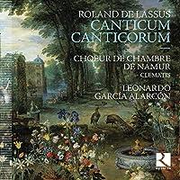 De Lassus: Canticum Canticorum