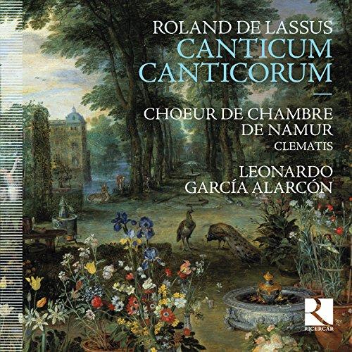 Lasso (Lassus): Canticum Canticorum - Hohe-Lied-Vertonungen / Missa Susanne un jour / Magnificat