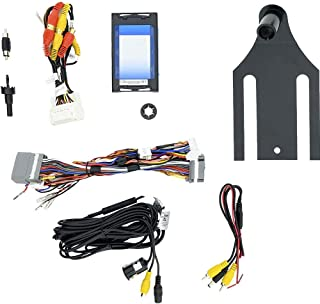 EchoMaster Backup Camera Kit Compatible with Wrangler JK | for Use with Touchscreen, Factory MyGig Radios Only photo