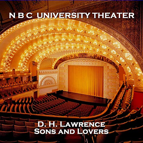 NBC University Theater: Sons and Lovers cover art