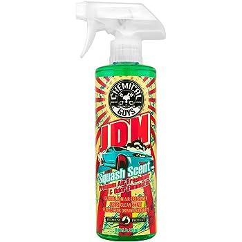 Chemical Guys Premium Air Freshener and Odor Eliminator (JDM Squash Scent), 1 Pack