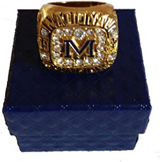 Best michigan wolverines championship ring Reviews