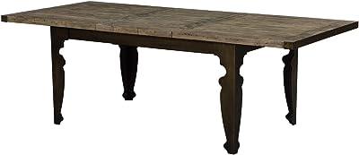 Amazon.com: BURNHAM Home Isabella – Mesa de comedor ...