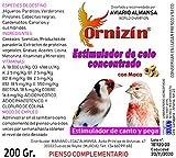 ORNIZIN ESTIMULADOR DE CELO con MACA 200gr