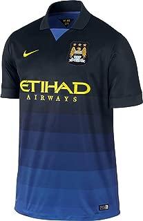 Manchester City Away Jersey Adult M