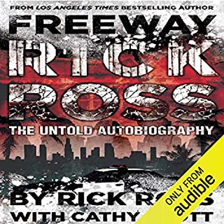 Freeway Rick Ross audiobook cover art