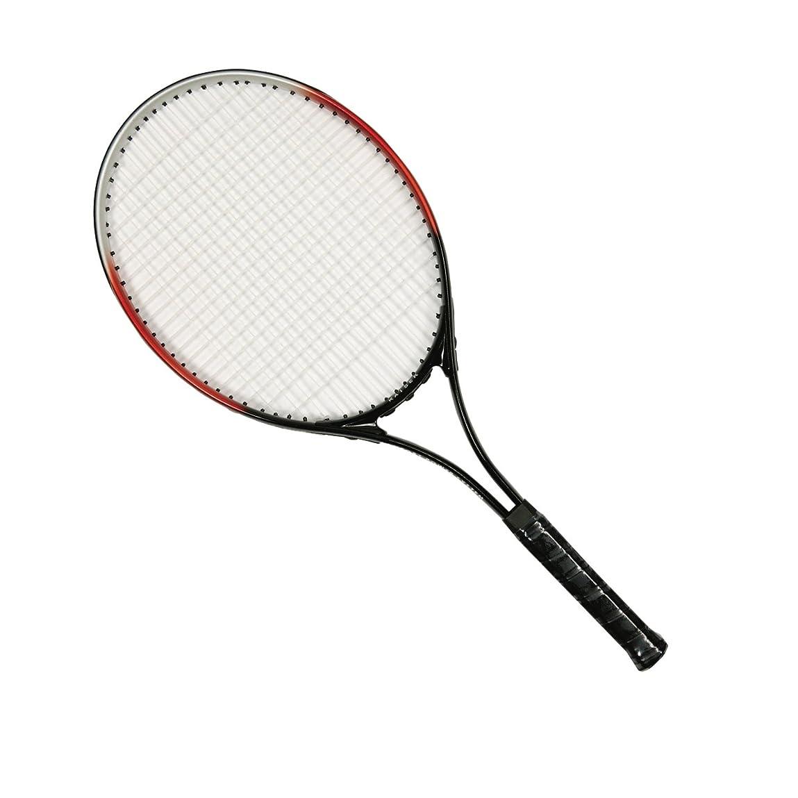 グリーンバックマガジン貸し手Kaiser(カイザー) 硬式 テニス ラケット KW-929 ケース付 練習用