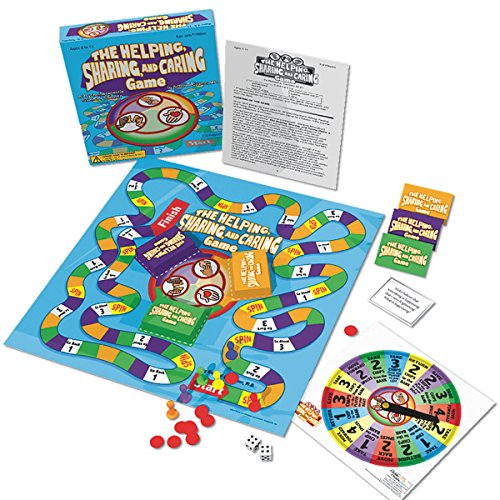 Childswork / Childsplay The Helping, Sharing, and Caring Board Game