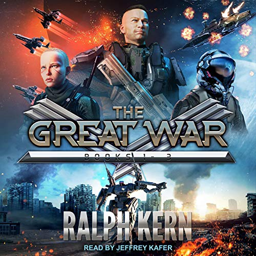 Great Wars Boxed Set cover art