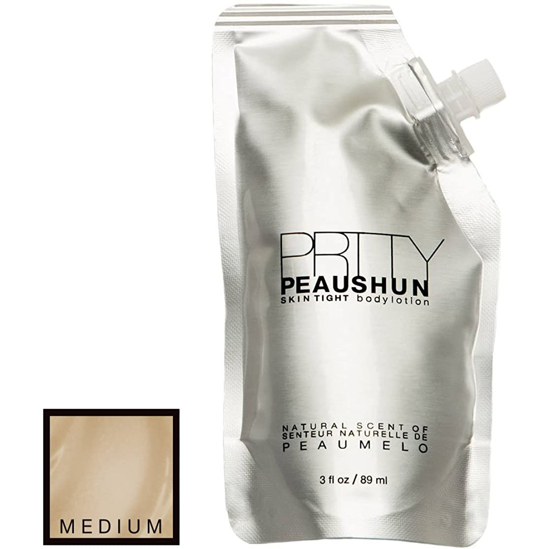 夫婦先駆者それらPrtty Peaushun Skin Tight Body Lotion - Medium by Prtty Peaushun