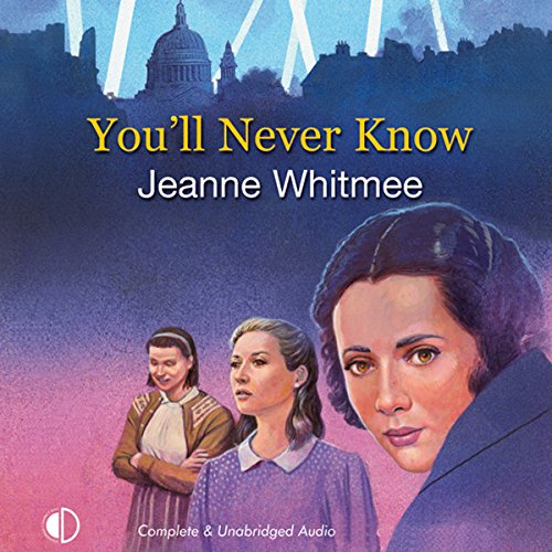 You'll Never Know audiobook cover art