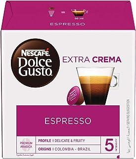 قهوة اسبريسو نسكافية دولتشي غوستو، 48 كبسولة