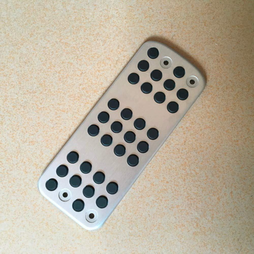 pour Citroen C3 C4 FLJKCT Accessoires de Voiture p/édale de Frein dembrayage de Voiture Repose-Pieds DS 3 4 6 DS3 DS4 DS6