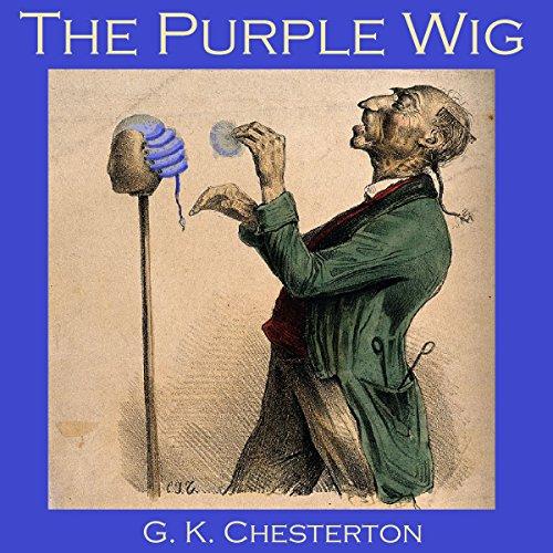 The Purple Wig cover art