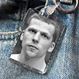 Photo de Seasons Jesse Eisenberg - Original Art Keyring #js001 par