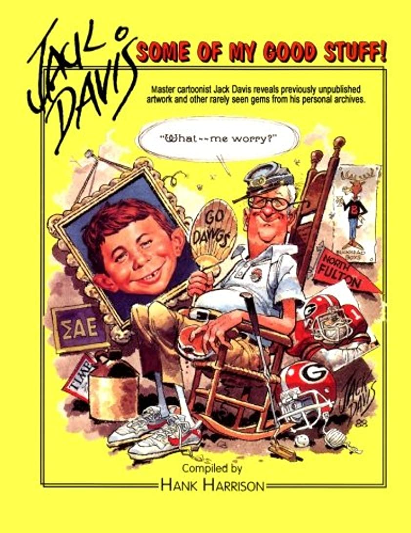 補充災難珍味Jack Davis: Some of My Good Stuff