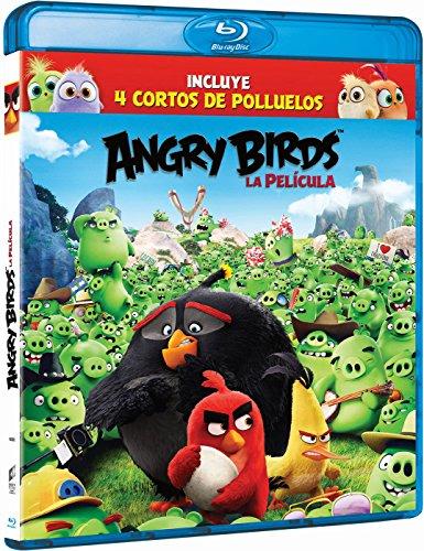 Angry Birds: Der Film (The Angry Birds Movie, Spanien Import, siehe Details für Sprachen)