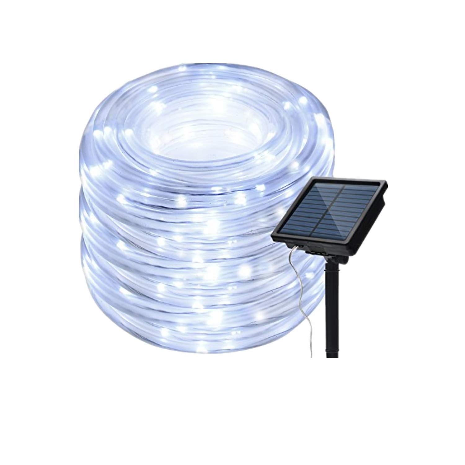 IMAGE Solar Rope Lights Outdoor
