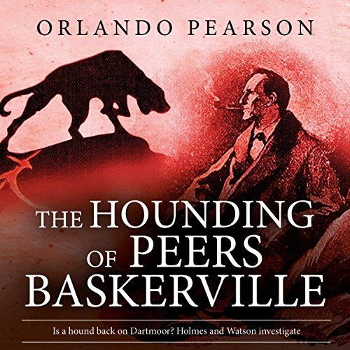 The Hounding of Peers Baskerville Titelbild
