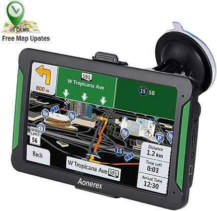 Navegación GPS para coche