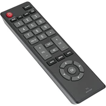New NH315UP Remote Control fit for Sanyo LED TV HDTV FW32D06F FW40D36F FW43D25F FW50D36F FW55D25F FW32D06F-B