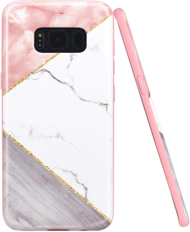 Jaholan Galaxy S8 Plus Hülle Handyhülle Tpu Silikon Elektronik