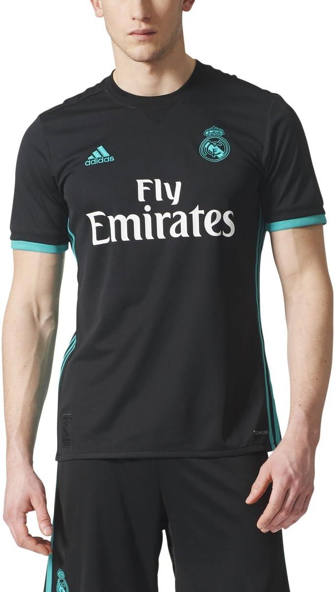 adidas Real Madrid CF Away Jersey [Black]