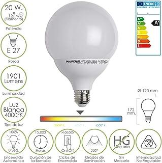 Maurer 19070257 Energia alogene lampadine a risparmio lampada 120w.para
